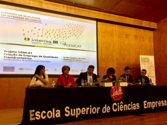 Galicia mellorará a eficiencia das políticas públicas para a creación de emprego transfronteirizo