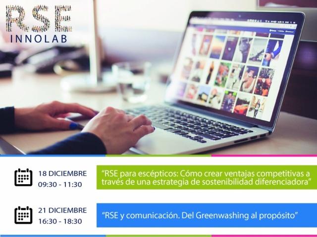 La Xunta colabora en el ciclo de webinars sobre Responsabilidad Social Empresarial dirigido a pymes transfronterizas