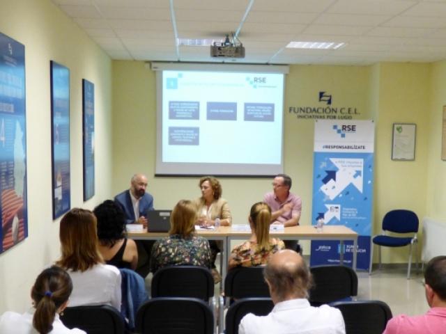 Se celebra en Lugo la última de las jornadas de difusión del programa Responsabilízate