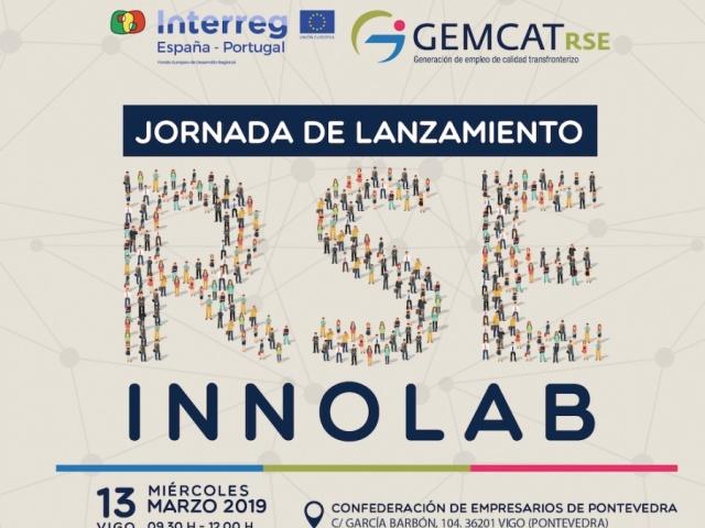 A Xunta de Galicia presenta o RSE-Innolab galego, enmarcado no proxecto GEMCAT
