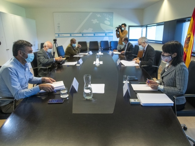 La Xunta impulsa acciones para la reactivación económica que al mismo tiempo consolidan la RSE