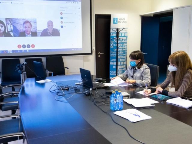 La Xunta apoya la formación para el empleo a través de una línea de ayudas