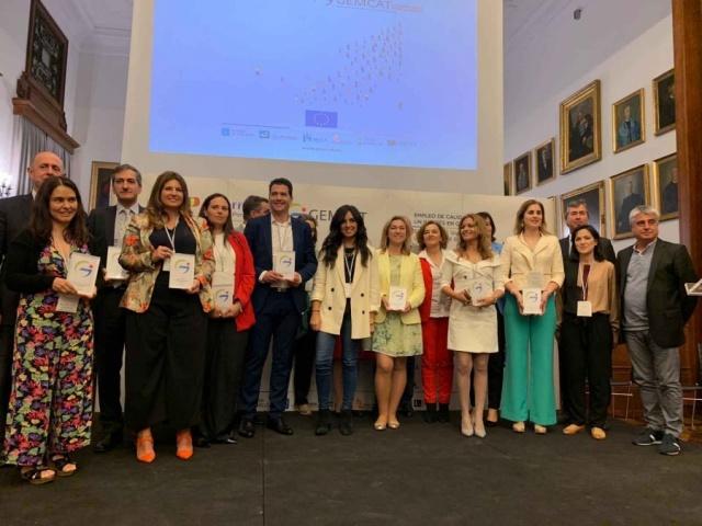 El proyecto GEMCAT premia la conciliación y la igualdad de ocho empresas transfronterizas