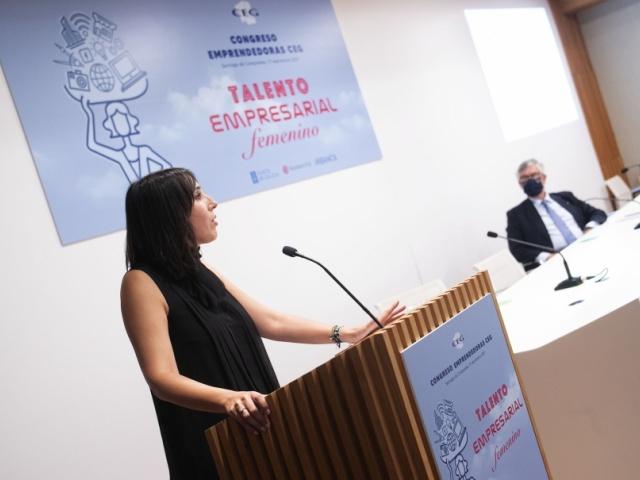 O apoio da administración sitúa a Galicia como líder do emprendemento feminino