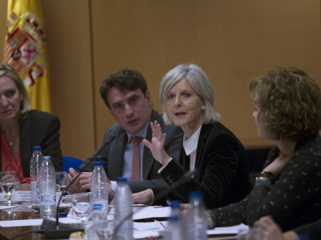 A Xunta expón en Madrid os proxectos que o Goberno galego está a impulsar para fomentar a RSE