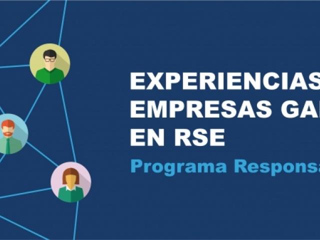 I Encontro das empresas participantes na primeira edición do Programa Responsabilízate