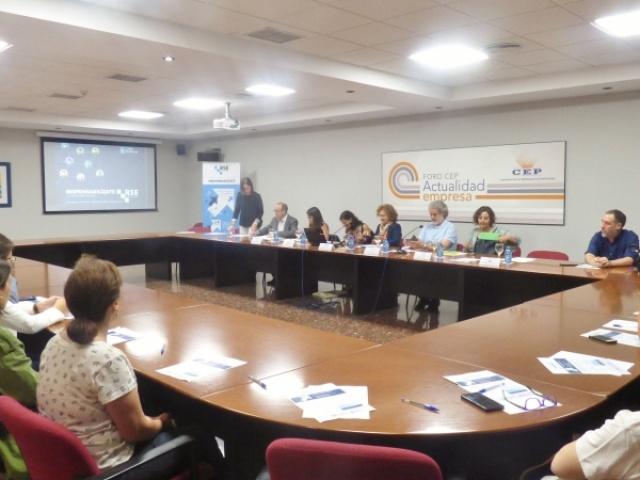 As pemes e autónomos da provincia de Pontevedra coñecen  o programa Responsabilízate