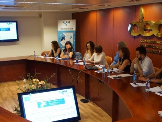 A Xunta presenta na Coruña a segunda edición do programa Responsabilízate