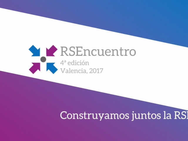 La cuarta edición del RSEncuentro se celebrará en Valencia los días 28 y 29 de septiembre