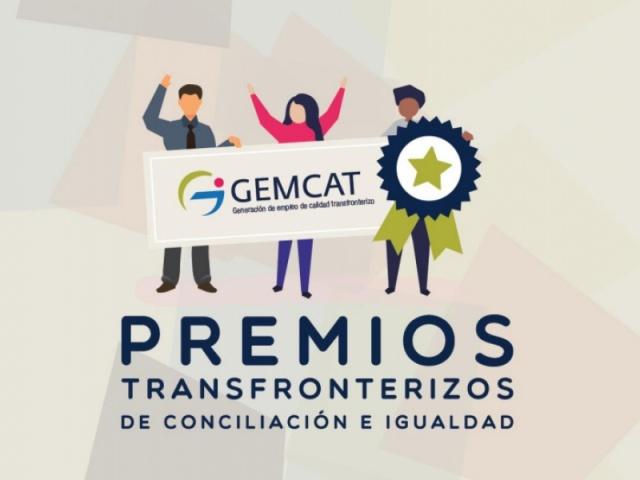 Premios Transfronteirizos GEMCAT: Prazo de participación ampliado ata o 24 de maio