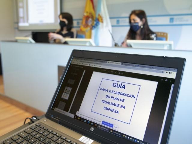 La igualdad laboral da nuevos pasos con la herramienta de autodiagnóstico presentada por la Xunta