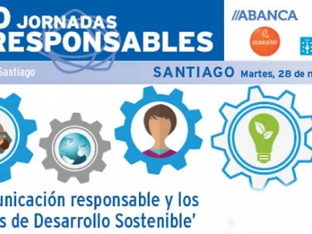 Santiago de Compostela acoge la 100 Jornada Corresponsables