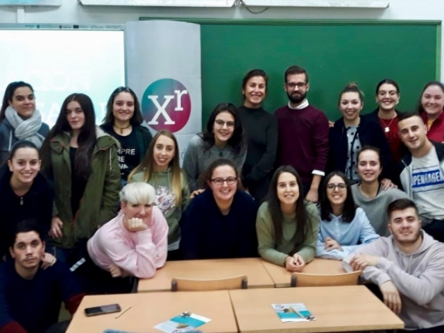 O IES Rosalía de Castro de Santiago acolle a última xornada de Xeración Responsable