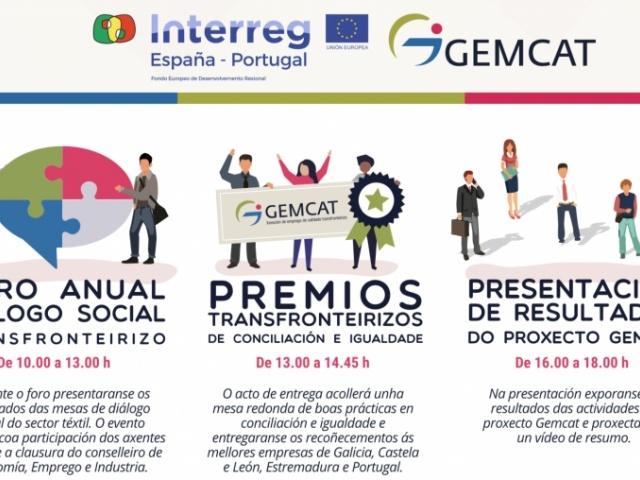 Xa podes inscribirte na xornada de presentación de resultados do proxecto GEMCAT