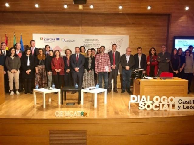 Ocho empresas transfronterizas reconocidas en la segunda edición de los Premios GEMCAT