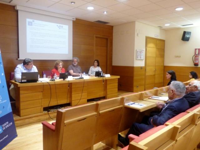 El programa Responsabilízate se presenta ante las empresas de la provincia de Ourense