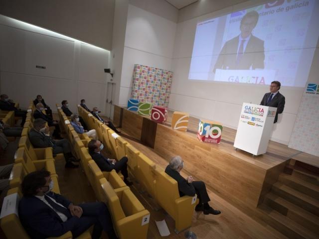 A Xunta recoñe o traballo desenvolvido polas empresas de alimentación en Responsabilidad Social Empresarial