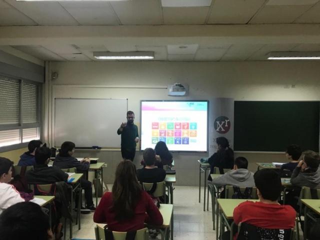Xeración Responsable esperta o interese do alumnado de Vigo sobre a RSE